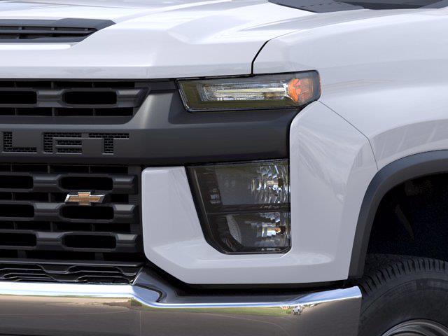 2021 Chevrolet Silverado 3500 Crew Cab 4x2, Knapheide Steel Service Body #CM96287 - photo 8