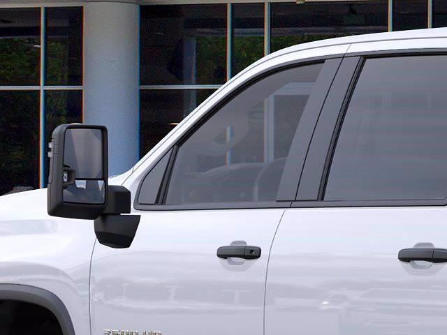 2021 Chevrolet Silverado 3500 Crew Cab 4x4, Knapheide Steel Service Body #CM96518 - photo 10