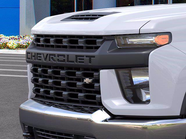 2021 Chevrolet Silverado 3500 Crew Cab 4x4, Knapheide Steel Service Body #CM96518 - photo 11