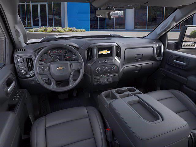 2021 Chevrolet Silverado 3500 Crew Cab 4x4, Knapheide Steel Service Body #CM96518 - photo 12