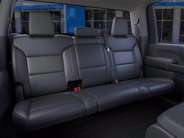 2021 Chevrolet Silverado 3500 Crew Cab 4x4, Knapheide Steel Service Body #CM96518 - photo 14