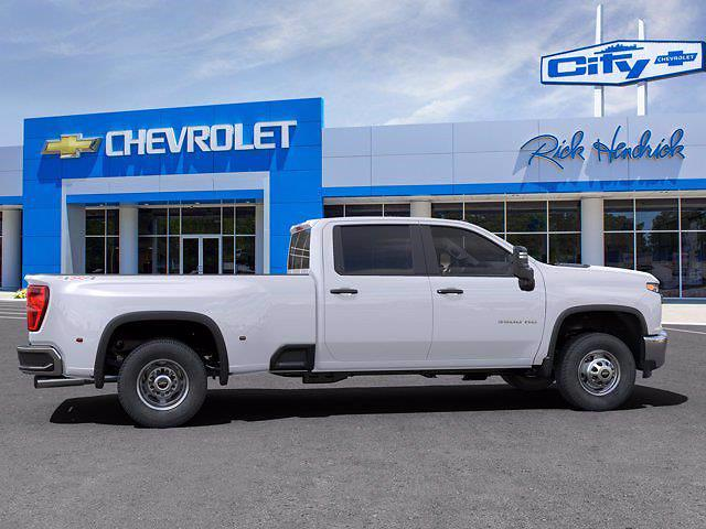 2021 Chevrolet Silverado 3500 Crew Cab 4x4, Knapheide Steel Service Body #CM96518 - photo 5