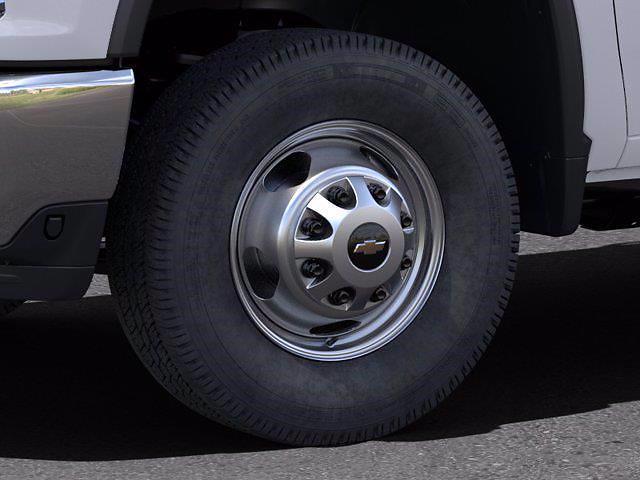 2021 Chevrolet Silverado 3500 Crew Cab 4x4, Knapheide Steel Service Body #CM96518 - photo 7