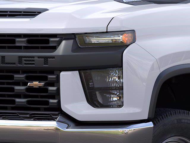 2021 Chevrolet Silverado 3500 Crew Cab 4x4, Knapheide Steel Service Body #CM96518 - photo 8