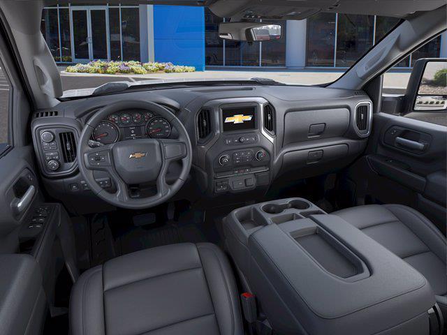 2021 Chevrolet Silverado 3500 Crew Cab 4x4, Knapheide PGNB Gooseneck Platform Body #CM96718 - photo 12