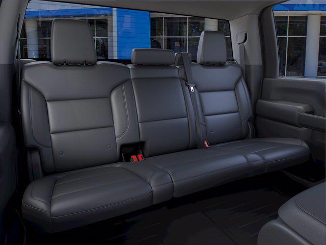 2021 Chevrolet Silverado 3500 Crew Cab 4x4, Knapheide PGNB Gooseneck Platform Body #CM96718 - photo 14