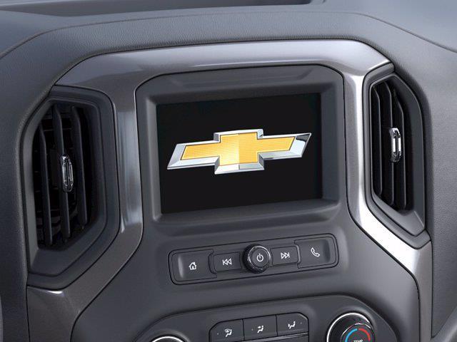 2021 Chevrolet Silverado 3500 Crew Cab 4x4, Knapheide PGNB Gooseneck Platform Body #CM96718 - photo 17