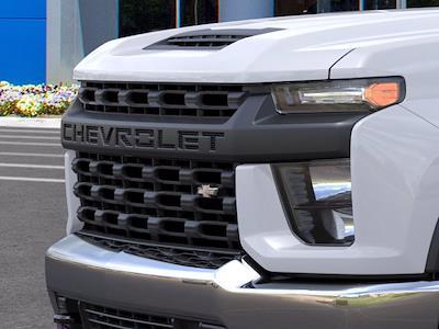 2021 Chevrolet Silverado 3500 Crew Cab 4x4, Knapheide PGNB Gooseneck Platform Body #CM96718 - photo 11