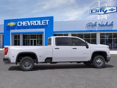 2021 Chevrolet Silverado 3500 Crew Cab 4x4, Knapheide PGNB Gooseneck Platform Body #CM96718 - photo 2