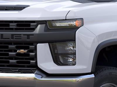 2021 Chevrolet Silverado 3500 Crew Cab 4x4, Knapheide PGNB Gooseneck Platform Body #CM96718 - photo 8