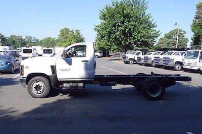 2021 Chevrolet Silverado 5500 Regular Cab DRW 4x2, Cab Chassis #CM98253 - photo 3