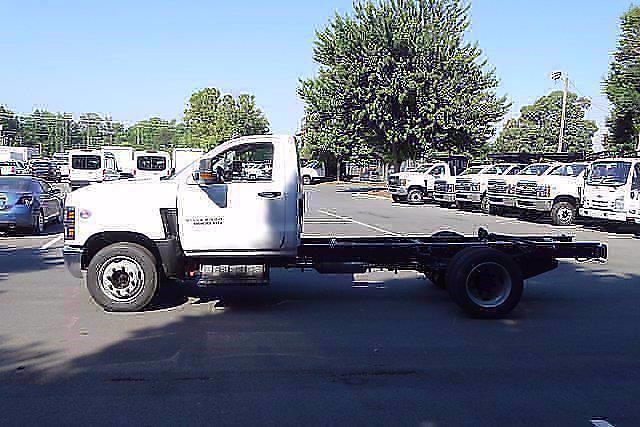 2021 Chevrolet Silverado 5500 Regular Cab DRW 4x2, Cab Chassis #CM98254 - photo 4