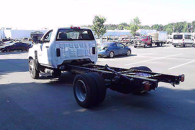 2021 Chevrolet Silverado 5500 Regular Cab DRW 4x2, Cab Chassis #CM98254 - photo 5