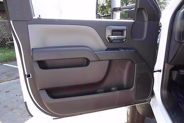 2021 Silverado 4500 Regular Cab DRW 4x4,  Monroe Truck Equipment Work-A-Hauler II Stake Bed #CM99143 - photo 14