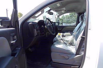 2021 Silverado 4500 Regular Cab DRW 4x4,  Monroe Truck Equipment Work-A-Hauler II Stake Bed #CM99143 - photo 10