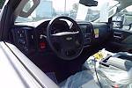 2021 Silverado 4500 Regular Cab DRW 4x4,  Monroe Truck Equipment Work-A-Hauler II Stake Bed #CM99143 - photo 9