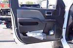 2021 Silverado 4500 Regular Cab DRW 4x4,  Monroe Truck Equipment Work-A-Hauler II Stake Bed #CM99144 - photo 12