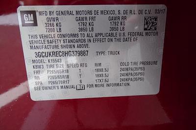 2017 Silverado 1500 Crew Cab 4x4,  Pickup #DM33701A - photo 43