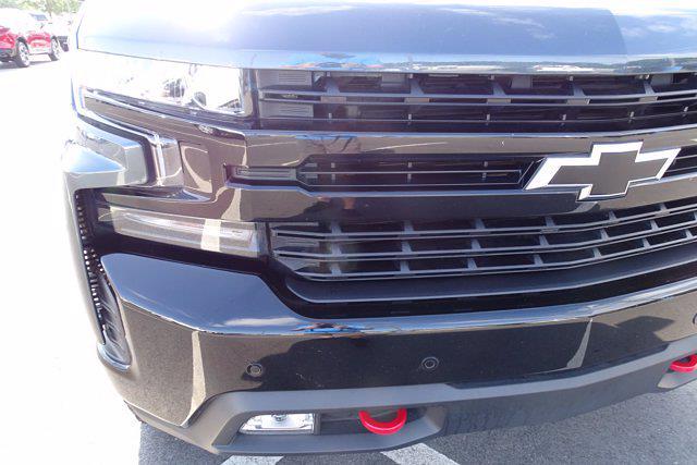 2020 Chevrolet Silverado 1500 Crew Cab 4x4, Pickup #DM87940A - photo 9
