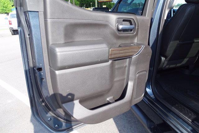 2020 Chevrolet Silverado 1500 Crew Cab 4x4, Pickup #DM87940A - photo 32