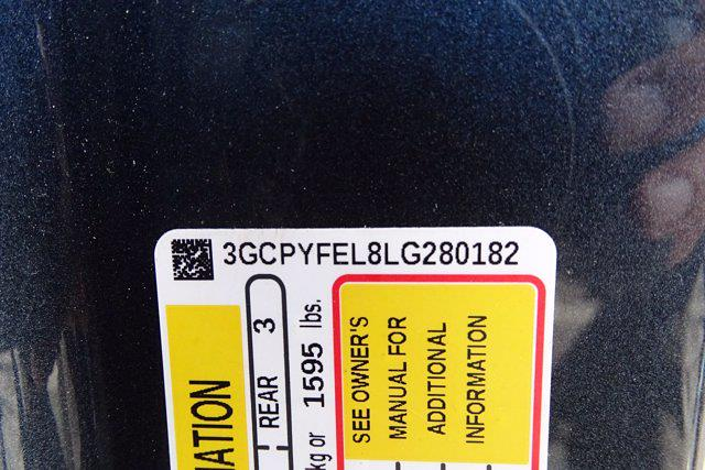 2020 Chevrolet Silverado 1500 Crew Cab 4x4, Pickup #DM87940A - photo 43