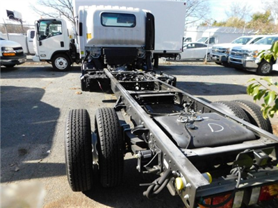 2017 LCF 4500HD Regular Cab Cab Chassis #F001973 - photo 2