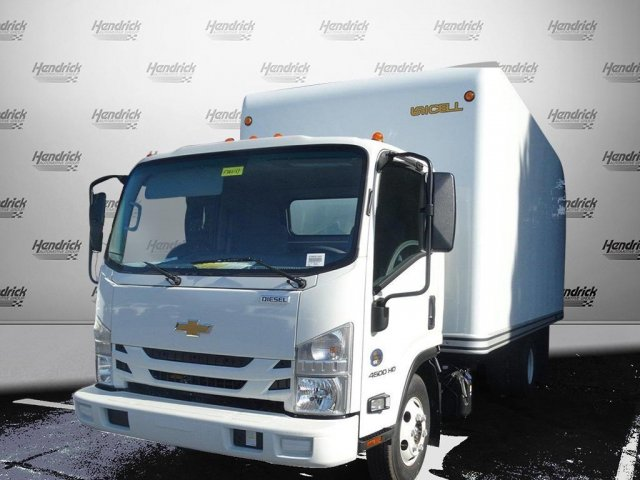 2017 LCF 4500HD Regular Cab, Unicell Dry Freight #F002163 - photo 4