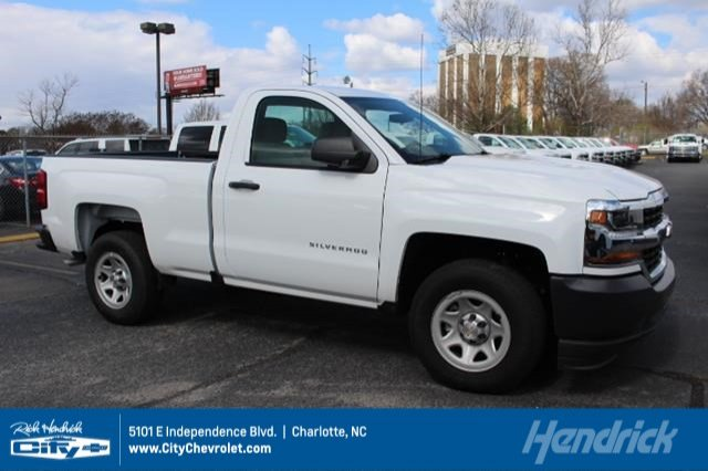 2018 Silverado 1500 Regular Cab 4x2,  Pickup #F108104 - photo 1