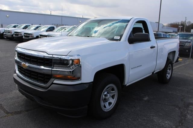 2018 Silverado 1500 Regular Cab 4x2,  Pickup #F108104 - photo 4
