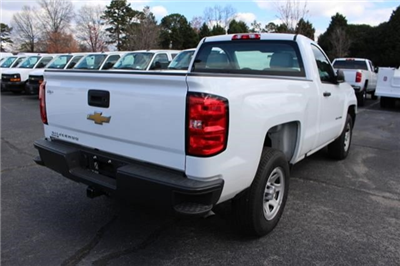 2018 Silverado 1500 Regular Cab 4x2,  Pickup #F108104 - photo 2
