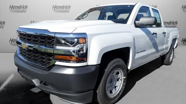 2018 Silverado 1500 Double Cab 4x4,  Pickup #F146757 - photo 4