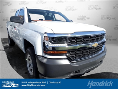 2018 Silverado 1500 Double Cab 4x4,  Pickup #F146757 - photo 1