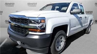 2018 Silverado 1500 Double Cab 4x4,  Pickup #F146757 - photo 6