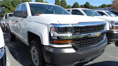 2018 Silverado 1500 Double Cab 4x4,  Pickup #F146757 - photo 7