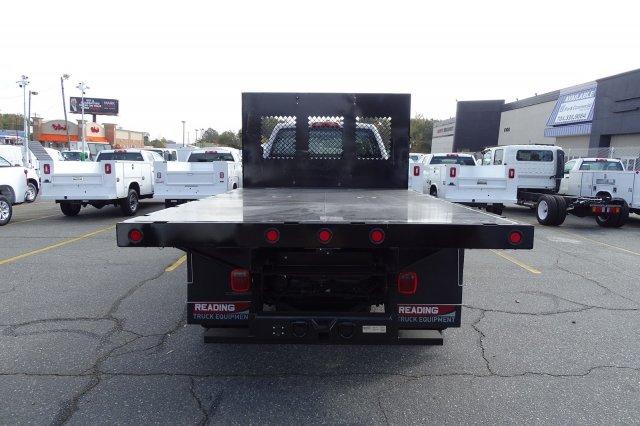 2019 Chevrolet Silverado 5500 Crew Cab DRW 4x4, Reading Platform Body #F161821 - photo 1