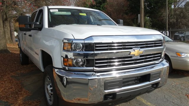 2018 Silverado 2500 Crew Cab 4x4,  Pickup #F163250 - photo 3