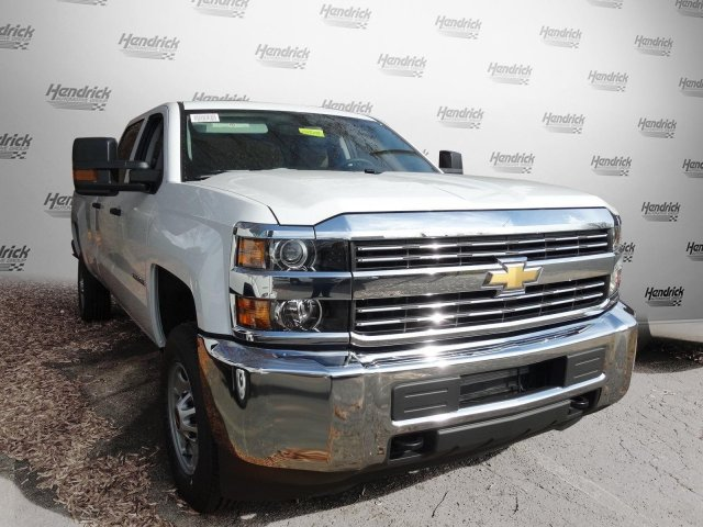 2018 Silverado 2500 Crew Cab 4x4,  Pickup #F163250 - photo 28