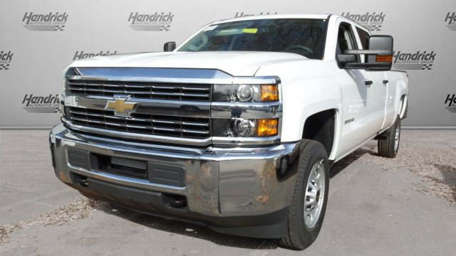 2018 Silverado 2500 Crew Cab 4x4,  Pickup #F163250 - photo 29