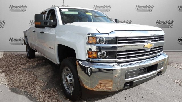 2018 Silverado 2500 Crew Cab 4x4,  Pickup #F163250 - photo 32