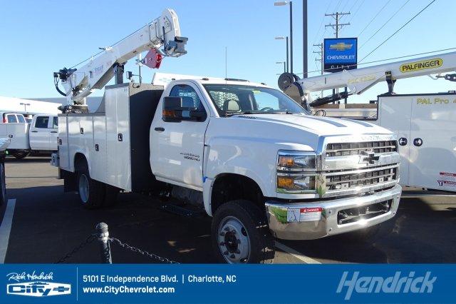 2019 Silverado 6500 Regular Cab DRW 4x4, Knapheide Mechanics Body #F236958 - photo 1