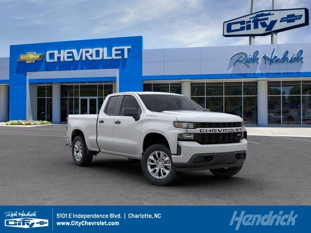 2019 Silverado 1500 Double Cab 4x2,  Pickup #F239353 - photo 1