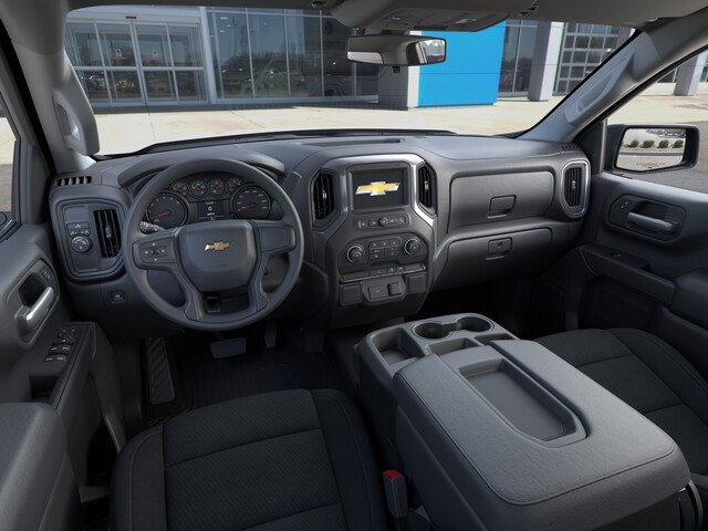 2019 Silverado 1500 Double Cab 4x2,  Pickup #F239353 - photo 10