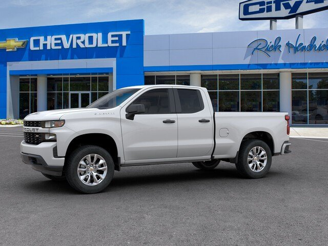 2019 Silverado 1500 Double Cab 4x2,  Pickup #F239353 - photo 3