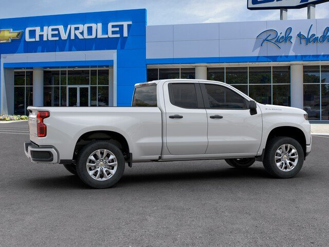 2019 Silverado 1500 Double Cab 4x2,  Pickup #F239353 - photo 5