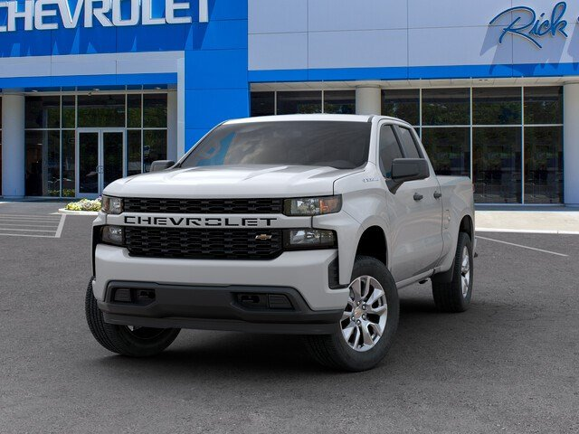 2019 Silverado 1500 Double Cab 4x2,  Pickup #F239353 - photo 6