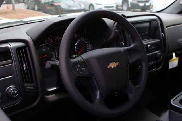 2018 Silverado 1500 Regular Cab 4x2,  Pickup #F307505 - photo 9