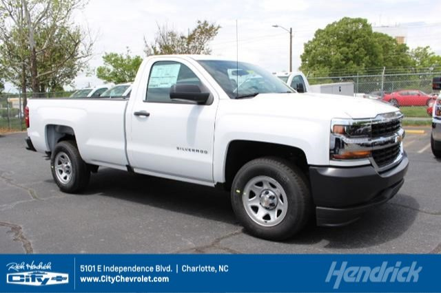 2018 Silverado 1500 Regular Cab 4x2,  Pickup #F307505 - photo 1