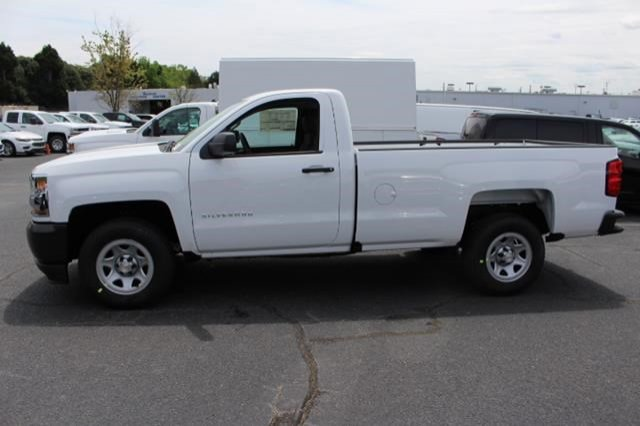 2018 Silverado 1500 Regular Cab 4x2,  Pickup #F307505 - photo 8