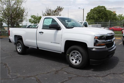 2018 Silverado 1500 Regular Cab 4x2,  Pickup #F307505 - photo 3