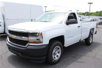 2018 Silverado 1500 Regular Cab 4x2,  Pickup #F307505 - photo 4